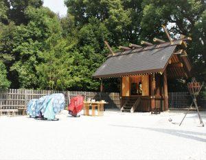 八重垣祭を斎行しました。