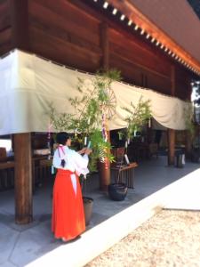 笹の葉サラサラ~♬