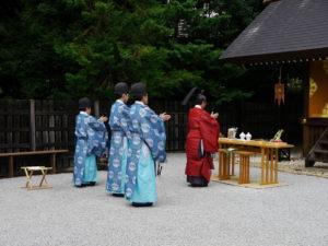 八重垣祭斎行いたしました。