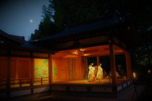 10月11日 中秋の名月-観月祭の御案内-