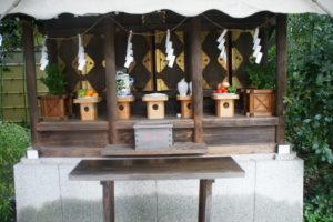 元宮例祭を斎行いたしました
