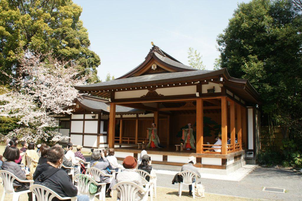 ✿観桜会が開催されました✿